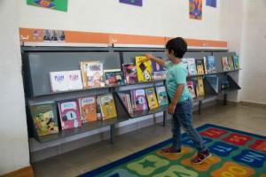 Logan School Age Center in El Paso, Texas