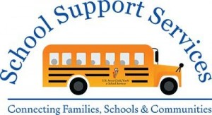 School Support Logo in Colorado, Colorado Springs