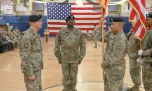 Army Standing on the Center in Colorado, Colorado Springs