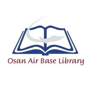 Osan Library Logo in Osan, South Korea