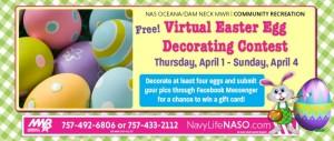 Community Recreation Nas Oceana- easter egg