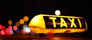 Taxi in Everett, Washington