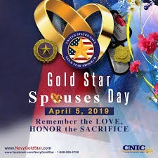 Navy Gold Star bethesda- spouse day