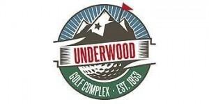 Underwood Golf Complex Logo in El Paso, Texas
