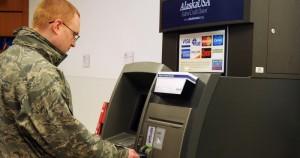 Alaska USA Credit Union ATM
