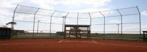 NASP Sports Fields in Pensacola, Florida