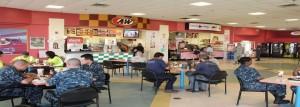 Portside Food Court in Pensacola, Florida