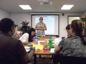 Family Team Building Class in Wahiawa, Hawaii