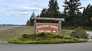 Holiday Park Fam Camp in Tacoma, Washington State