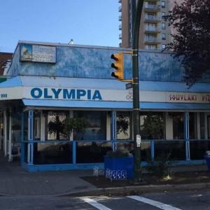 Olympia Pizza & Pasta Italian