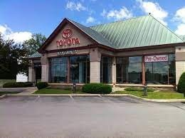 new country toyota of saratoga springs- building