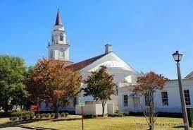 Main Post Chapel - Fort Benning