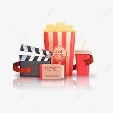 relax and watch a movie