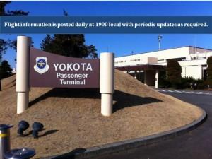 NAS Yokota Passenger Terminal