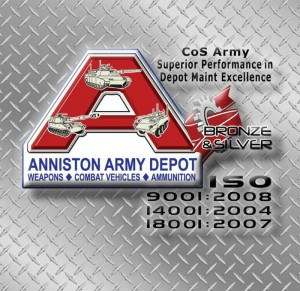 Anniston Army Depot Base