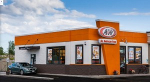 A and W Restaurant in Pensacola, Florida