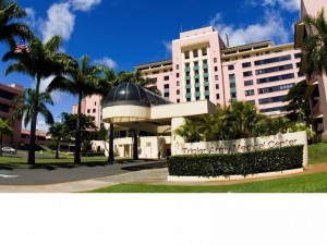Tripler Army Medical Center in Wahiawa, Hawaii