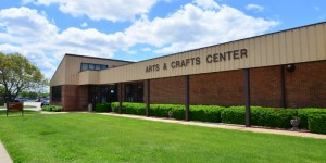 Arts and Crafts Center in Illinois, Scott AFB