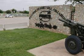 Fort Sill- sign