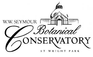 W.W. Seymour Botanical Conservatory Logo in Tacoma, Washington State