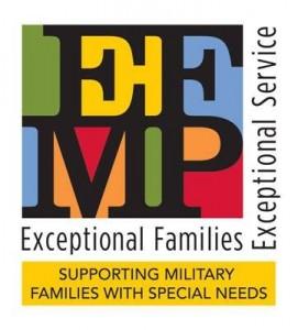 EFMP Logo in El Paso, Texas