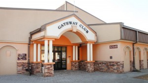 Gateway Bar Club in Casey, South Korea