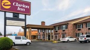 Clarion Inn in Tacoma, Washington State