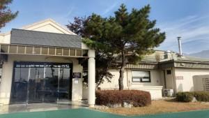 Golf Course Building in Casey, South Korea