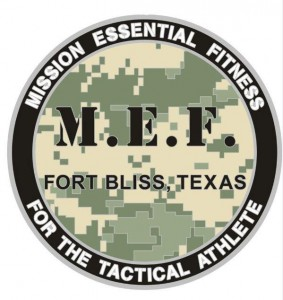East Mission Essential Fitness Logo in El Paso, Texas