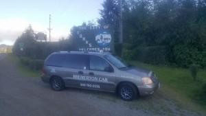 Bremerton Cab- gray taxi2