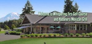 Whispering Firs Golf Course in Tacoma, Washington State