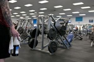 Gym in Texas, Fort Hood