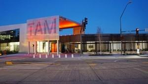 Tacoma Art Museum in Washington State