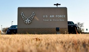 Tinker Air Force Base-sign