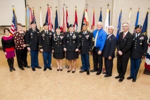 Retirement Ceremony in Bremerton, Washington