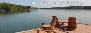 Lake Site Allatoona- NSB Kings Bay wood chair