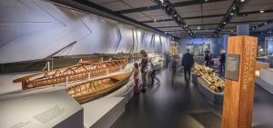 Anchorage Museum Exhibit in Alaska