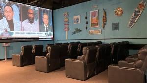 Large Screen TV in Pensacola, Florida