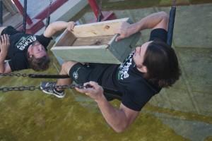 Team Challenge Course in Texas, Fort Hood