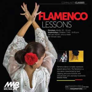 Dance Lesson in Rota, Spain