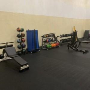 Wheeler Physical Fitness Center in Wahiawa, Hawaii