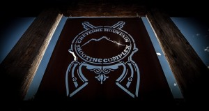 Cheyenne Mountain Shooting Complex Logo in Colorado, Colorado Springs