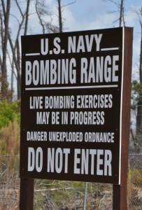 Pine Castle Bombing Range