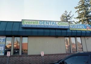 Everett Dental Clinic in Washington