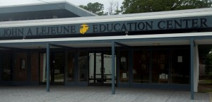 camp lejeune-education center