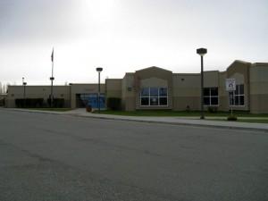 Crawford Elementary School in Eielson, Alaska