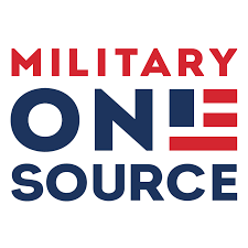 Military One Source Logo in Illinois, Scott AFB