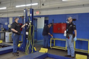 North Auto Skills Center in Kentucky, Fort Campbell