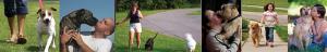 Dog Parks Bottom Banner in Kentucky, Fort Campbell