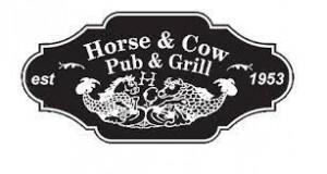 HORSE & COW BAR & GRILL Bremerton- logo